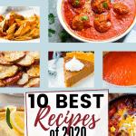 10 Best Recipes 2020