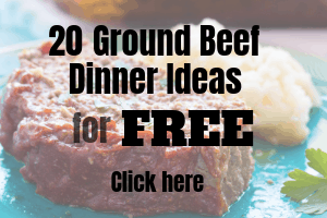 20 Ground Beef Dinner Ideas for Inspiration