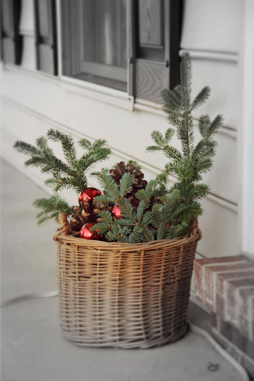 5 Easy and Cheap DIY Christmas Decorating Ideas - No Plate ...