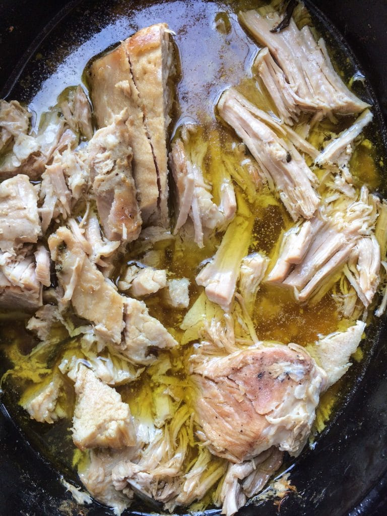 Slow Cooker Rosemary Pork