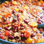 Homemade Slow Cooker Chili
