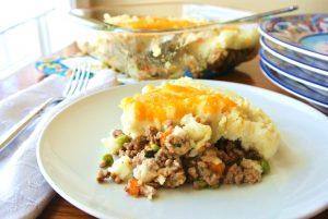 Delicious Shepherd's Pie