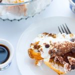Tiramisu Angel Food Cake