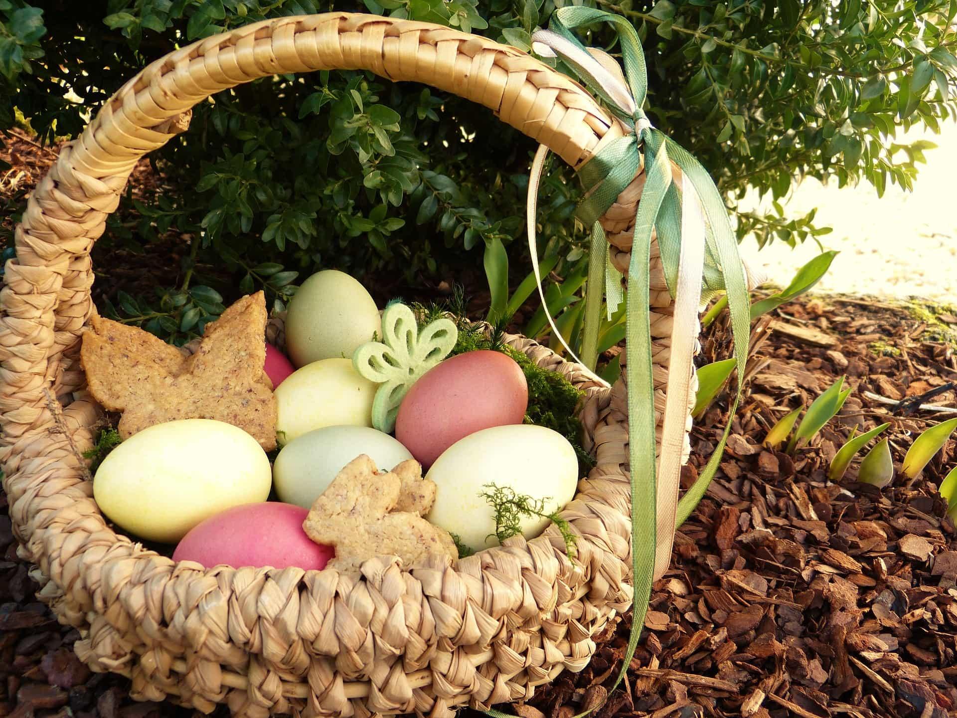 The Less Stress Easter Dinner Planner