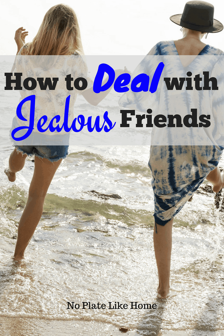 Signs of a Jealous Person