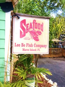 Lee Be Seafood