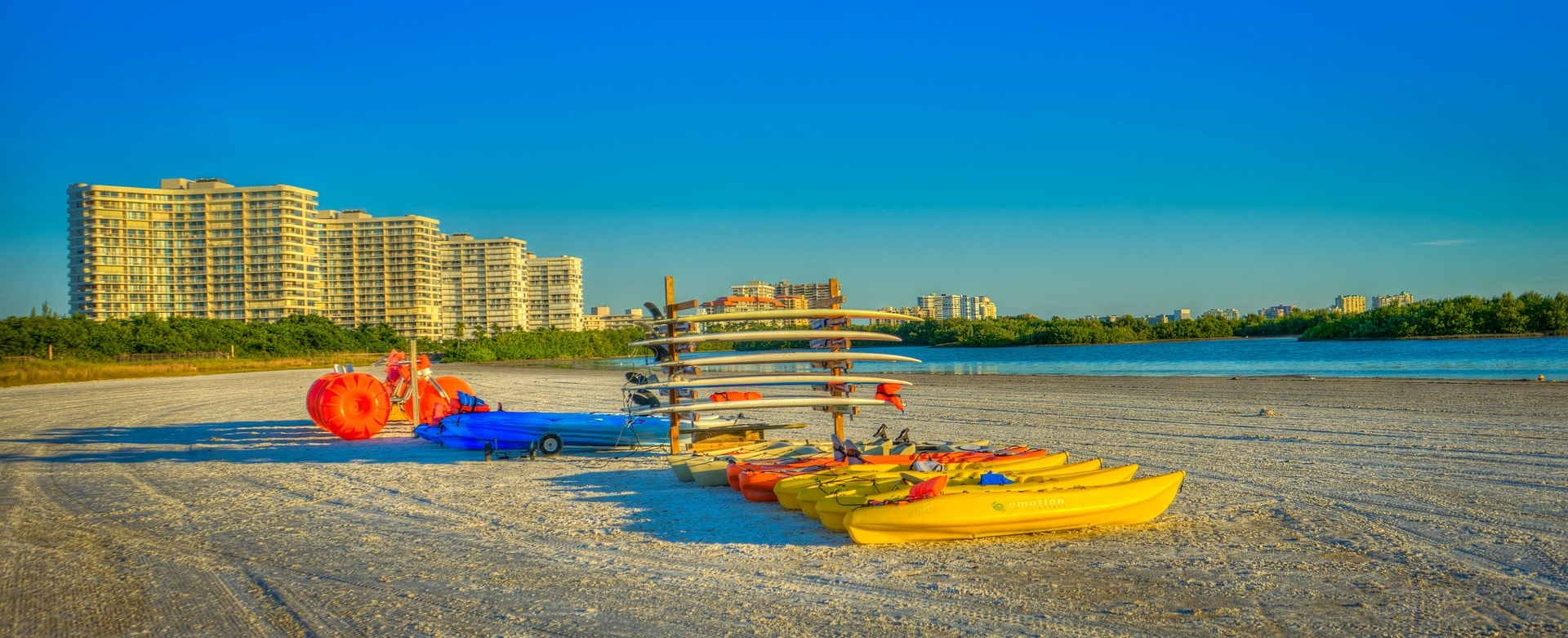 Fun things to Do on a Day Trip to Marco Island, FL : Tiger Tail Beach