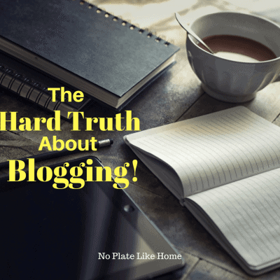 The Hard Truth About Blogging