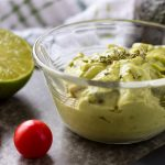 Easy Creamy Avocado Lime Spread in 3 Min!