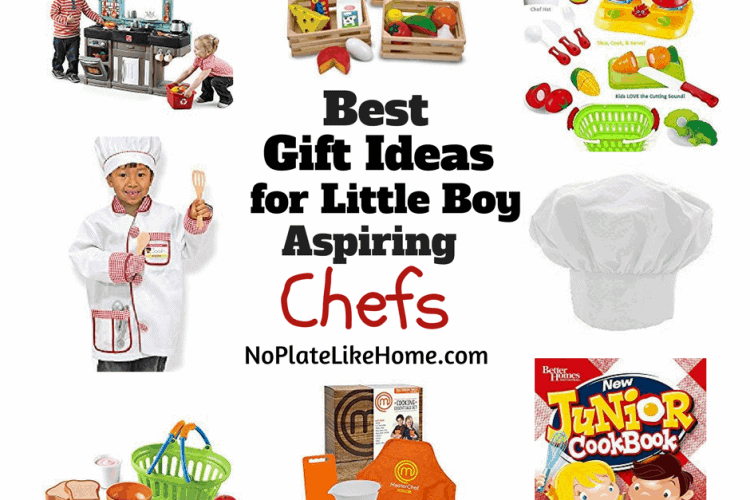 Best Gift Ideas for Aspiring Little Boy Chefs