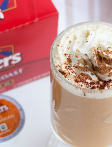 Caramel Tres Leches Coffee