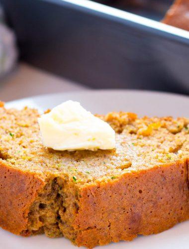 Best Moist Orange Zucchini Bread Recipe