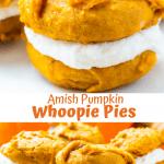Amish Pumpkin Whoopie Pie Recipe