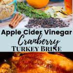 Brown Sugar Cranberry Turkey Brine