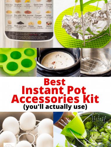 Best Instant Pot Accessories Kit