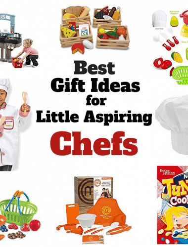 Best Gifts for Little Aspiring Chefs