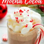 Peppermint Mocha Cocoa