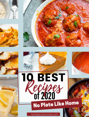 10 Best Recipes 2020
