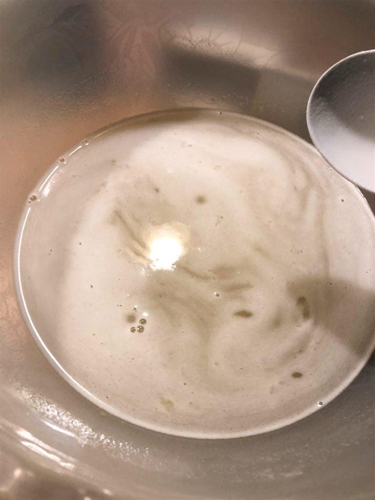 Fastnacht recipe first rise