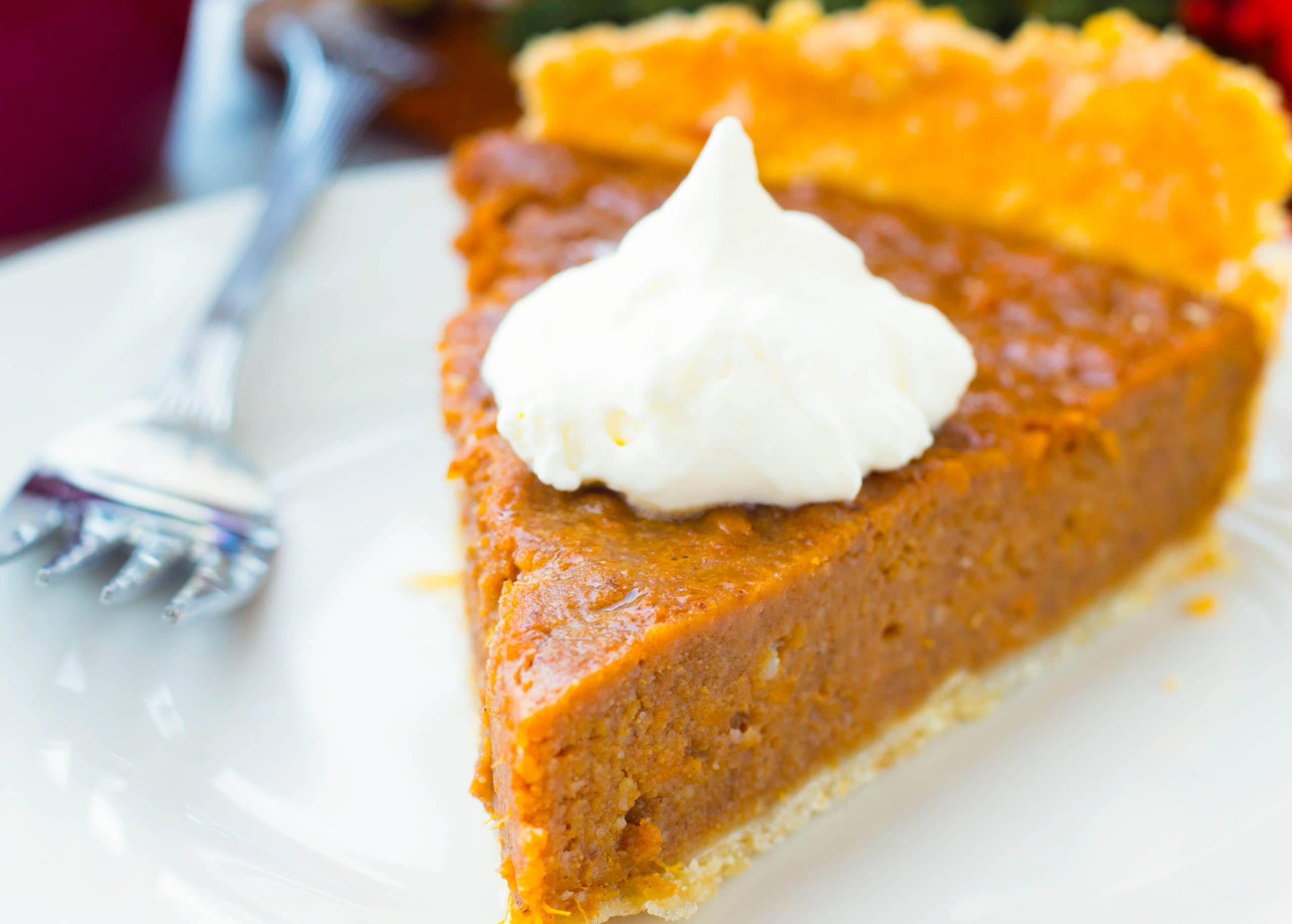 recipe for sweet potato pie from scratch
