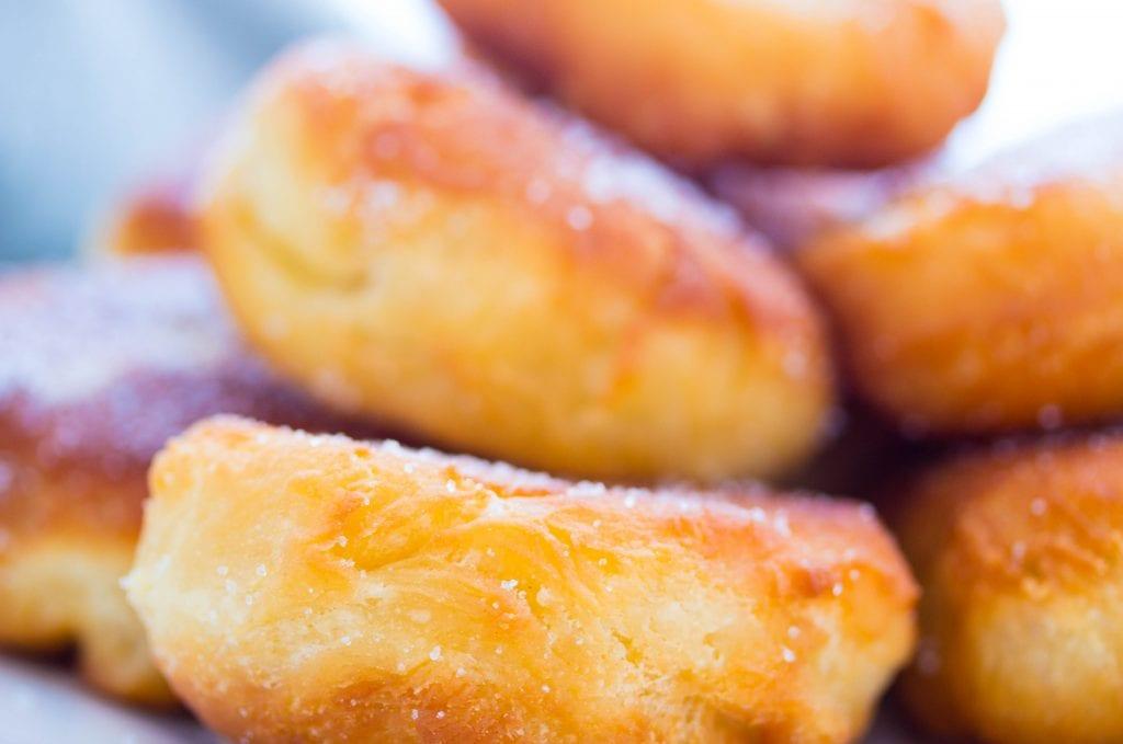 Fastnacht Doughnut Recipe