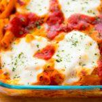 Italian Baked Ziti Recipe