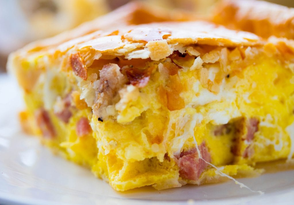 Real Simple Italian Easter Pie