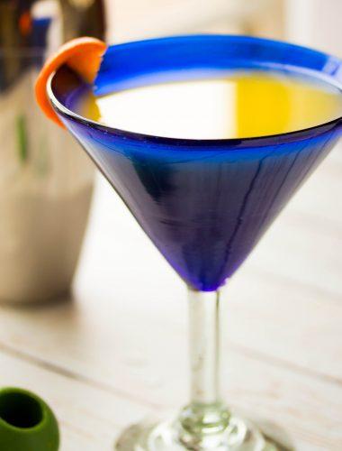 Quarantini Vodka Martini Cocktail Recipe