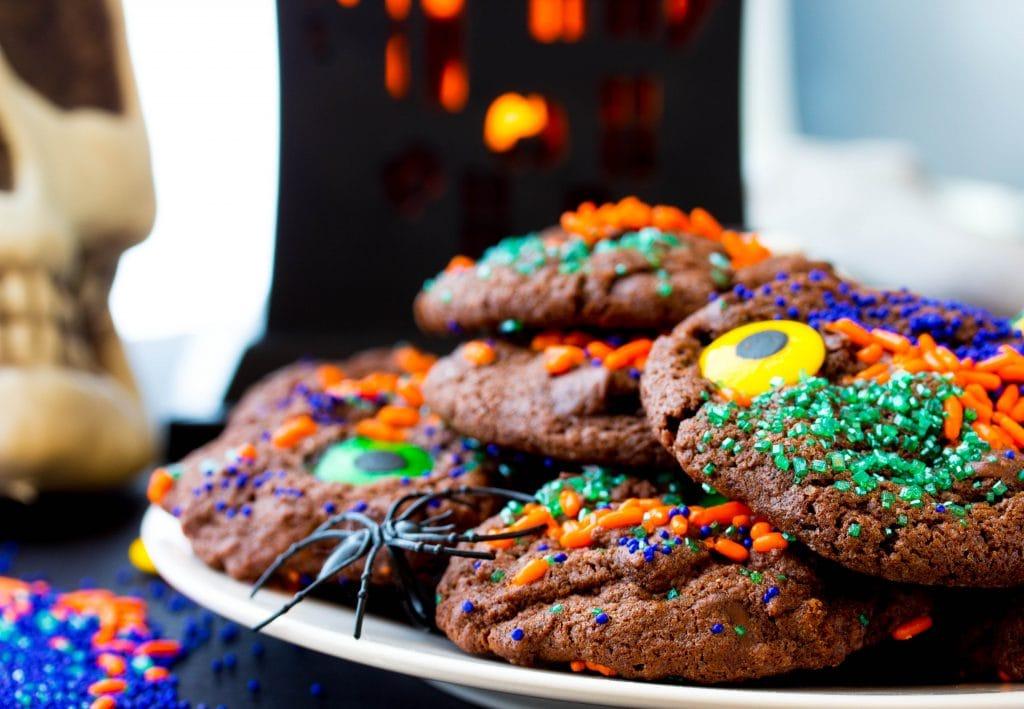 Monster Mash Chocolate Cookies Recipe