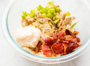 Turkey Salad Sandwich ingredients