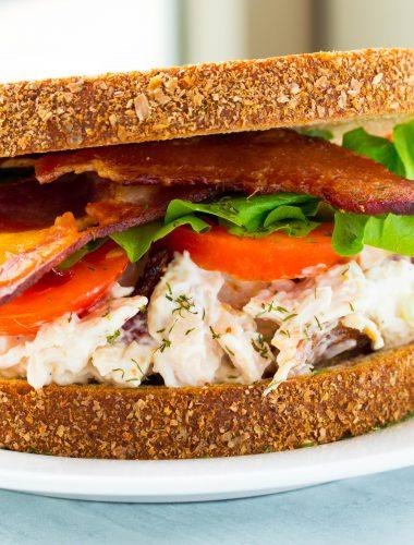 Turkey Salad Sandwich Recipe