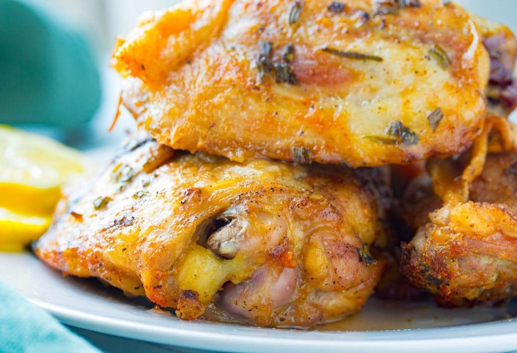 Chicken Thigh air fryer
