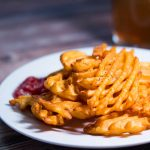 Air Fryer Waffle Fries