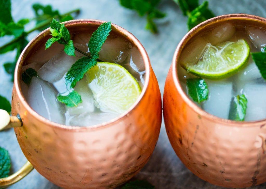 Limoncello Moscow Mule Recipe
