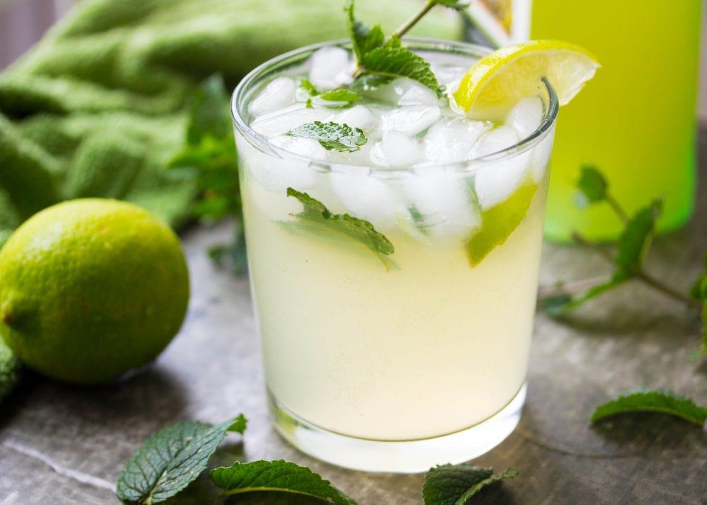 Limoncello Mojito Recipe