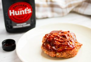 Hunt's Hickory Pepper BBQ Sauce