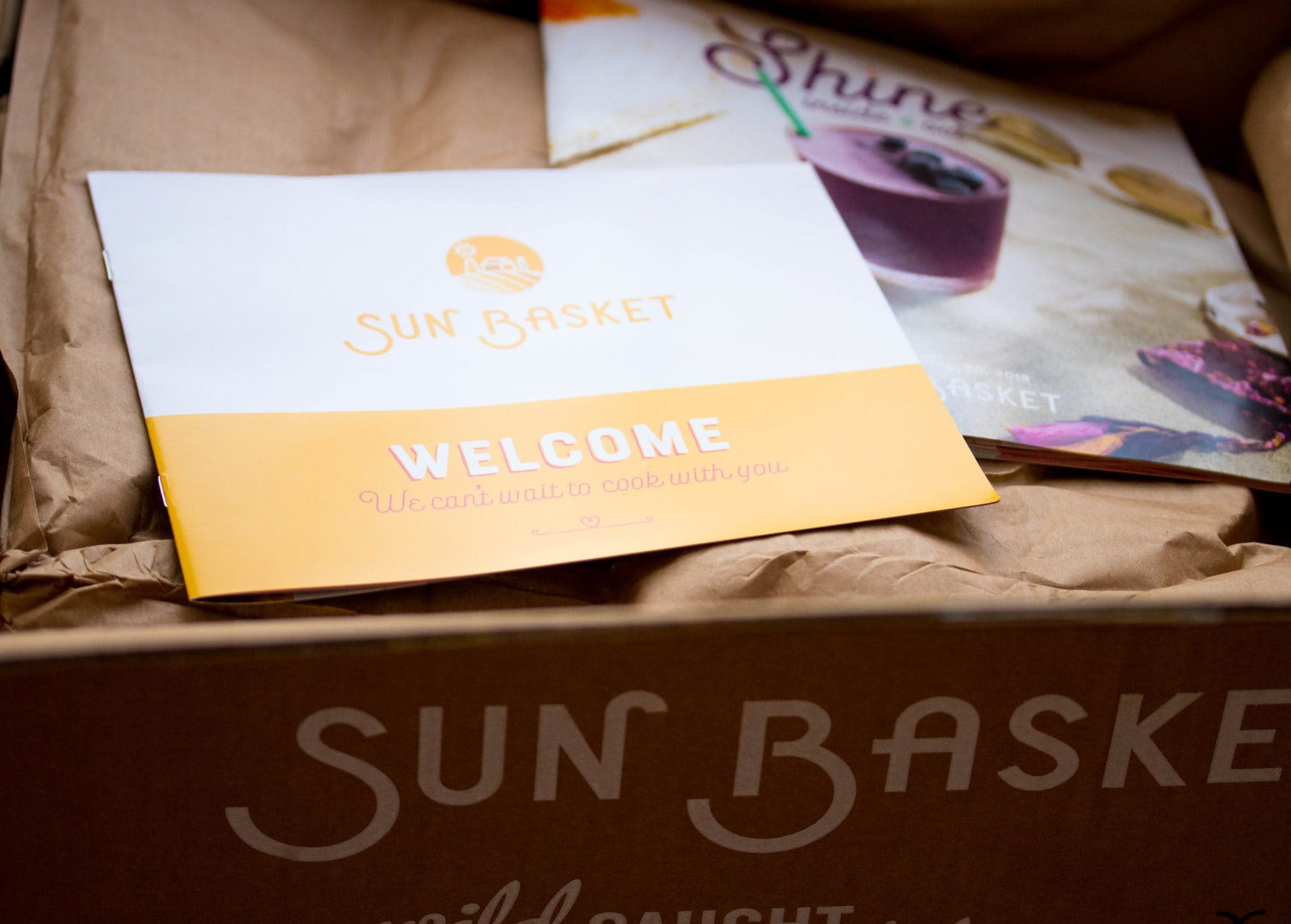 Sun Basket Contents