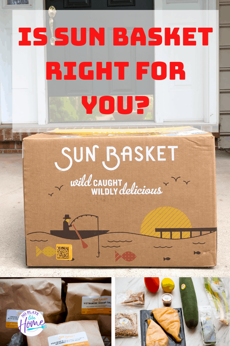 Sun Basket Review