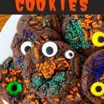 Monster Mash Cookies