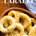 taralli recipe